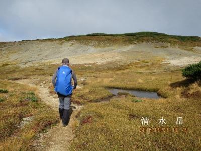 清水岳(しょうず)岳