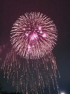 西武園ゆうえんちの花火大会