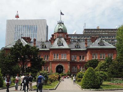 道庁 旧本庁舎
