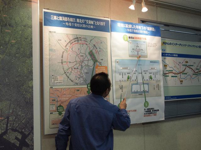 工事の着手が早かった埼玉県内は、高架橋が標準になっています。