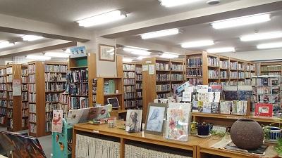 伊奈学園 図書館