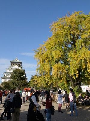 大阪城1610