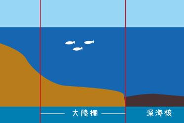 ダイヤル大陸棚
