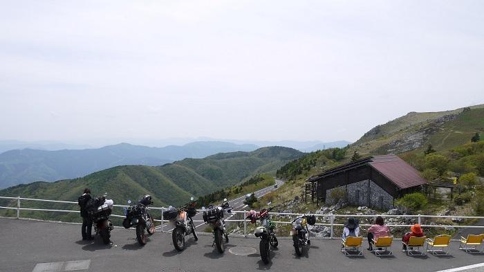 四国ツーリング2016スーパー林道-3-019b