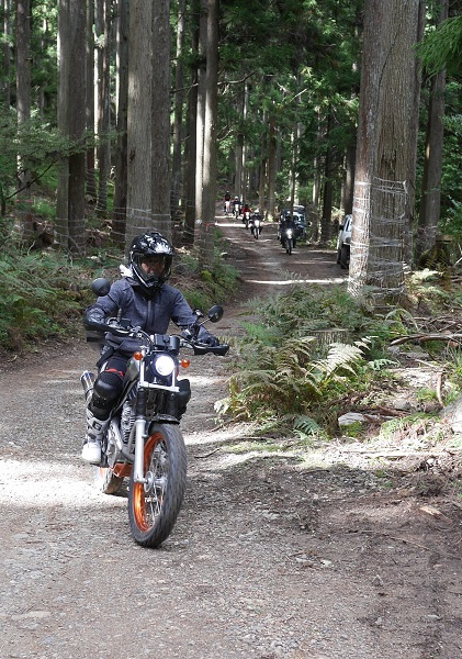 沢ノ池周辺林道ツーリング1610-011b