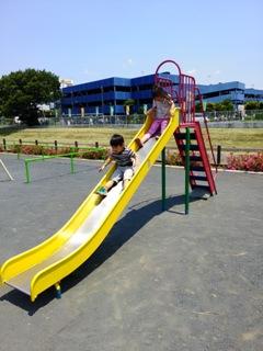 ブログ2 0523公園