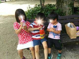 ブログ2 0721公園 (1)