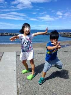 ブログ2 0821海 (2)