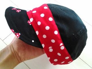 ブログ2 0831帽子