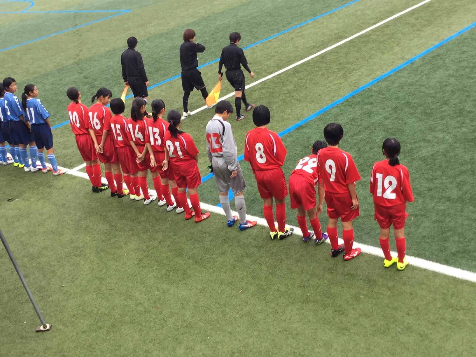 第2戦VS熊野中学校さん