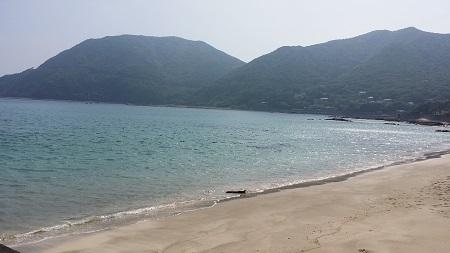 2佐多岬ビーチ