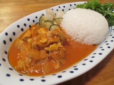 チキン・ティカマサラ1