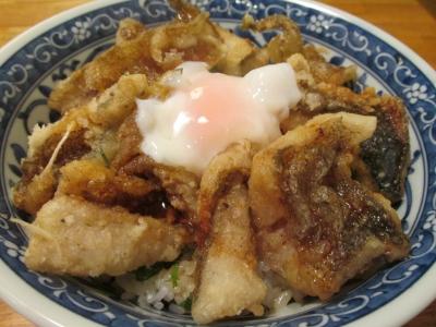 ドンコの唐揚丼2