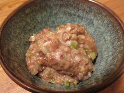 カワハギの肝味噌2