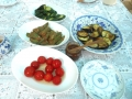 おやつ代わりの野菜のいろいろ