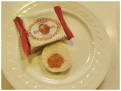 アップル&ホワイトベイクドチョコレート2