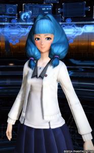 ナウラ長女髪型