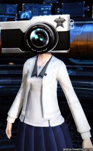 カメラヘッド