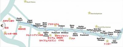センセープ運河ボートマップ