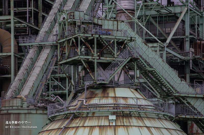 王子製紙 工場