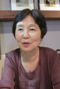 徳江千代子さん