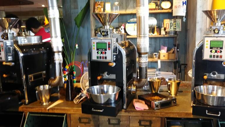 コーヒー豆ひき機