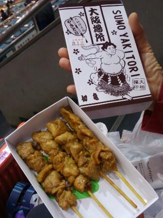 大阪旅 2016年3月 -大相撲三月...