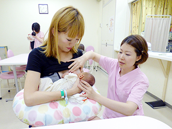 新生児・授乳
