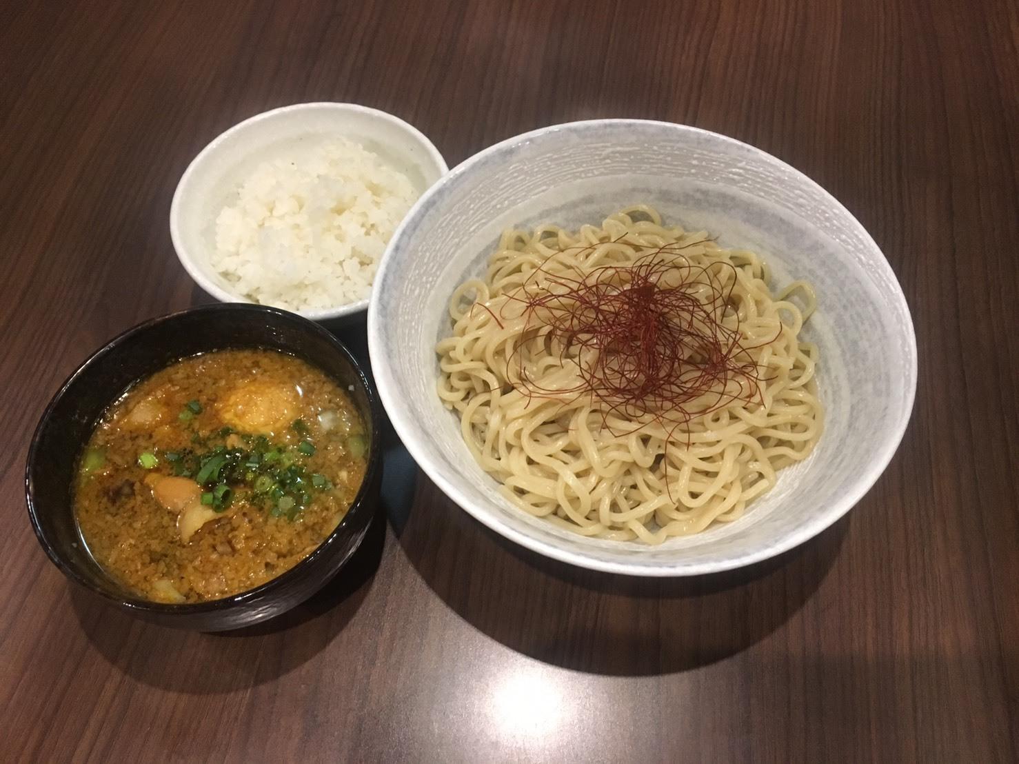 カレーつけ麺2016
