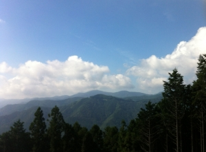 13山頂20160731