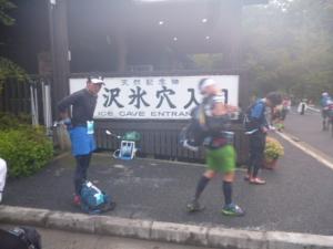 鳴沢エイド20160924