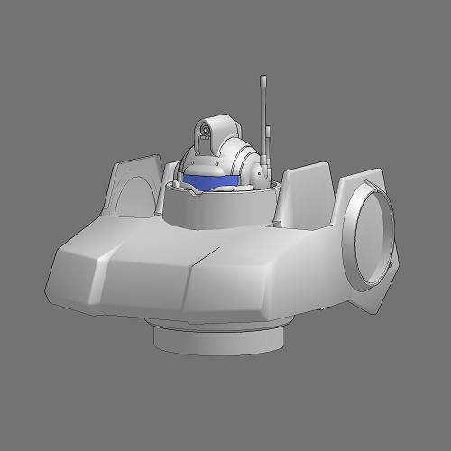 ガンタンク初期型 2