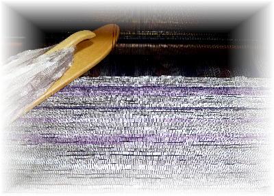 裂き織りマフラー3-1