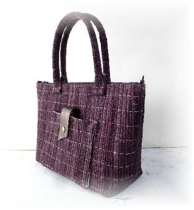 裂き織りバッグ3-2
