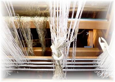 裂き織りマフラー8-2