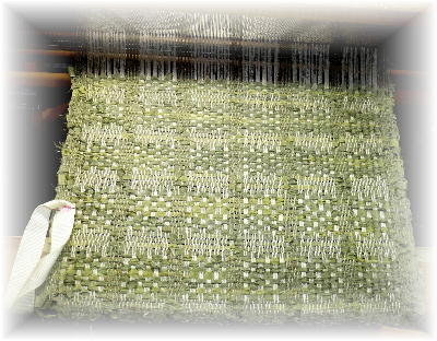 裂き織りマフラー9-2
