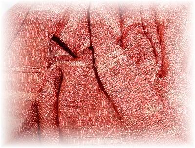 裂き織りマフラー12-1