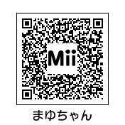 松岡茉優(QRコード)