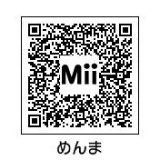 本間芽衣子(QRコード)