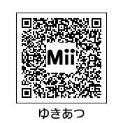 松雪集(QRコード)