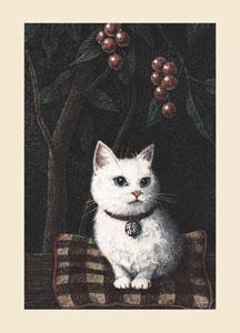 06座布団猫