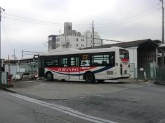 桶川駅ターンテーブル