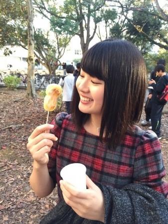 千葉大祭芋餅