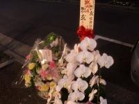 きたかた食堂@新橋・20160530・お花