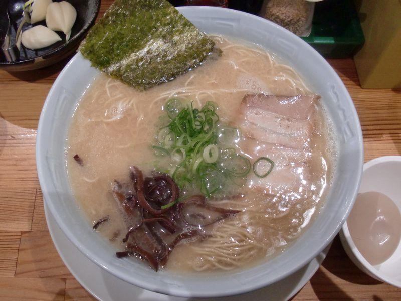博多食堂@渋谷・20160613・ラーメン
