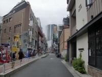 博多食堂@渋谷・20160613・路地