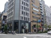 風見@銀座・20160707・交差点