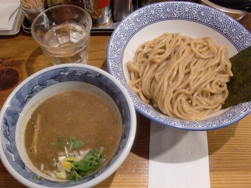 マンモス@渋谷・20160712・つけ麺