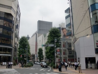 ぬかじ@渋谷・20160728・交差点