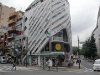 風来居@渋谷・20160904・交差点